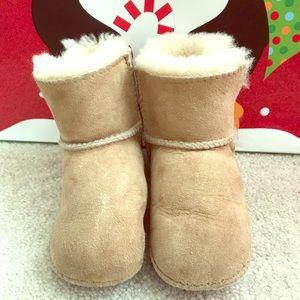 Ugg toddler slippers!